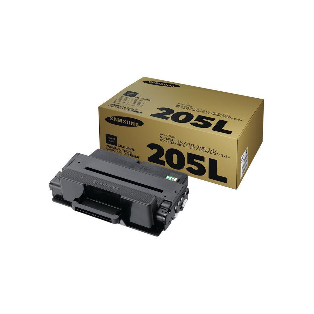 Samsung MLT-D205L High Capacity Black Toner Cartridge - SU963A