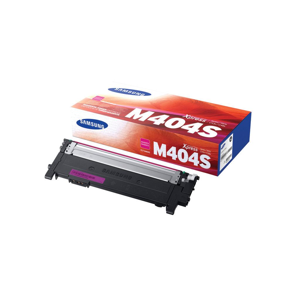 Samsung M404S Magenta Toner Cartridge - CLT-M404S/ELS