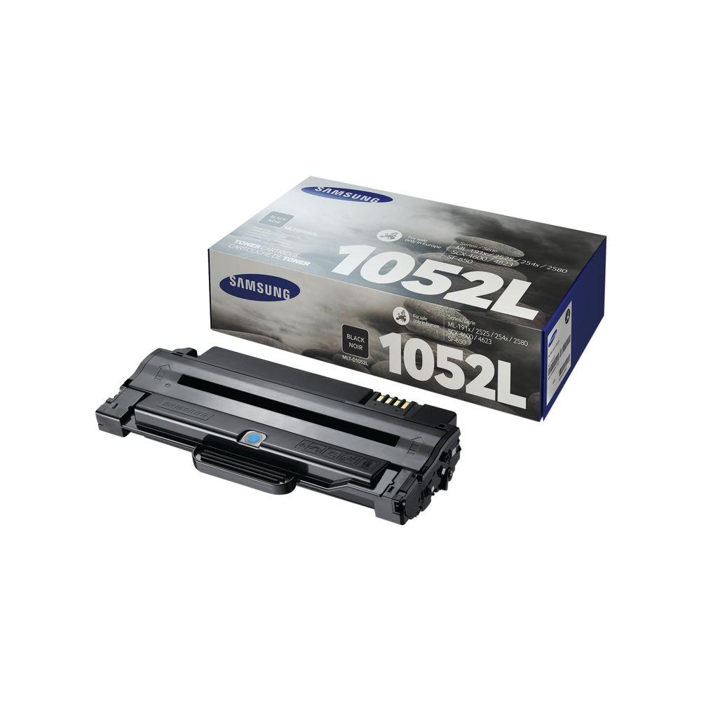 Samsung 1052L Black Toner Cartridge - MLT-D1052L/ELS