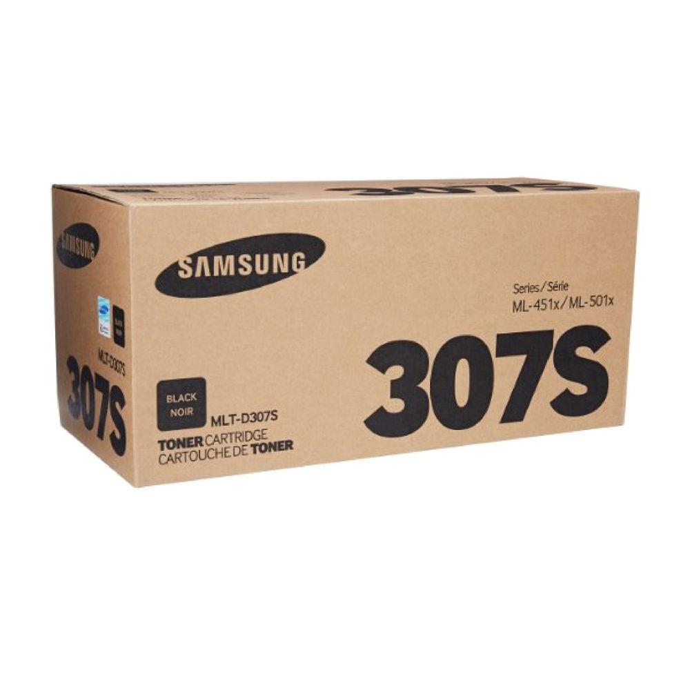 Samsung 307S Black Toner Cartridge - MLT-D307S/ELS3