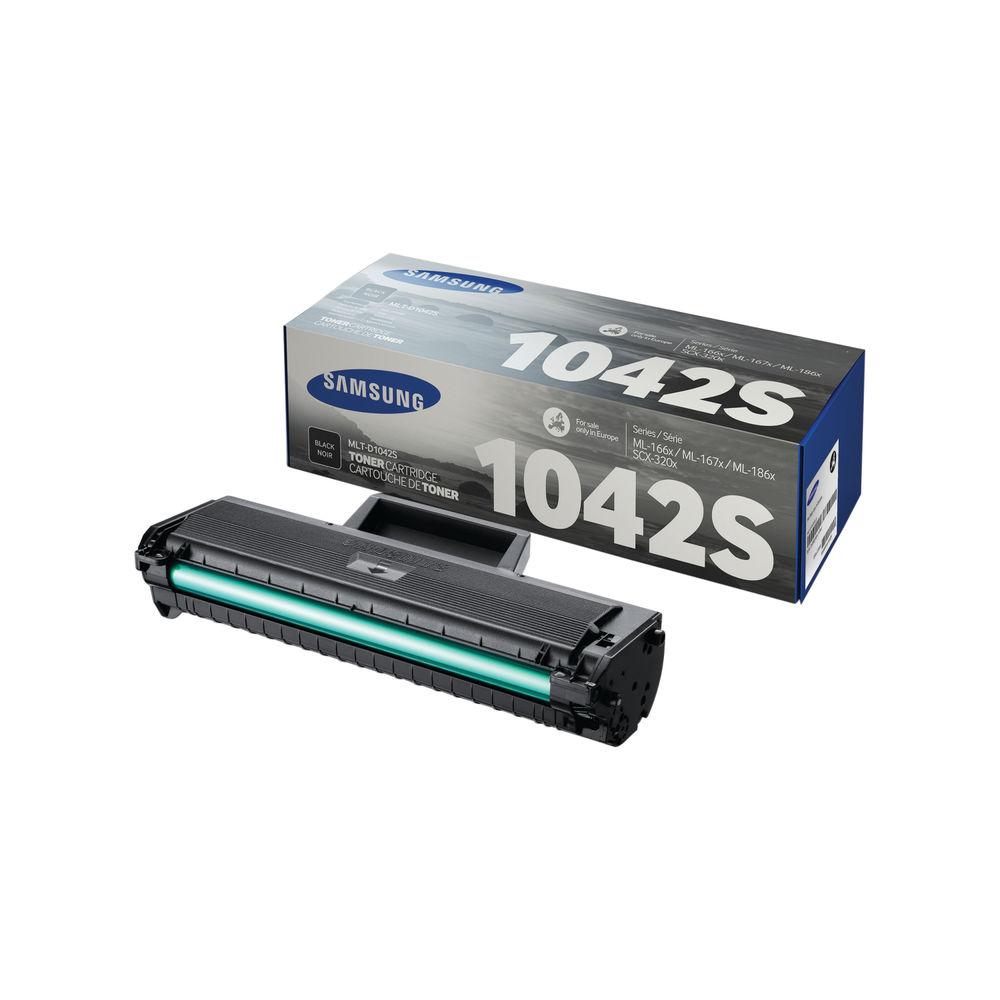 Samsung MLT-D1042S Black Standard Yield Toner Cartridge - SU737A