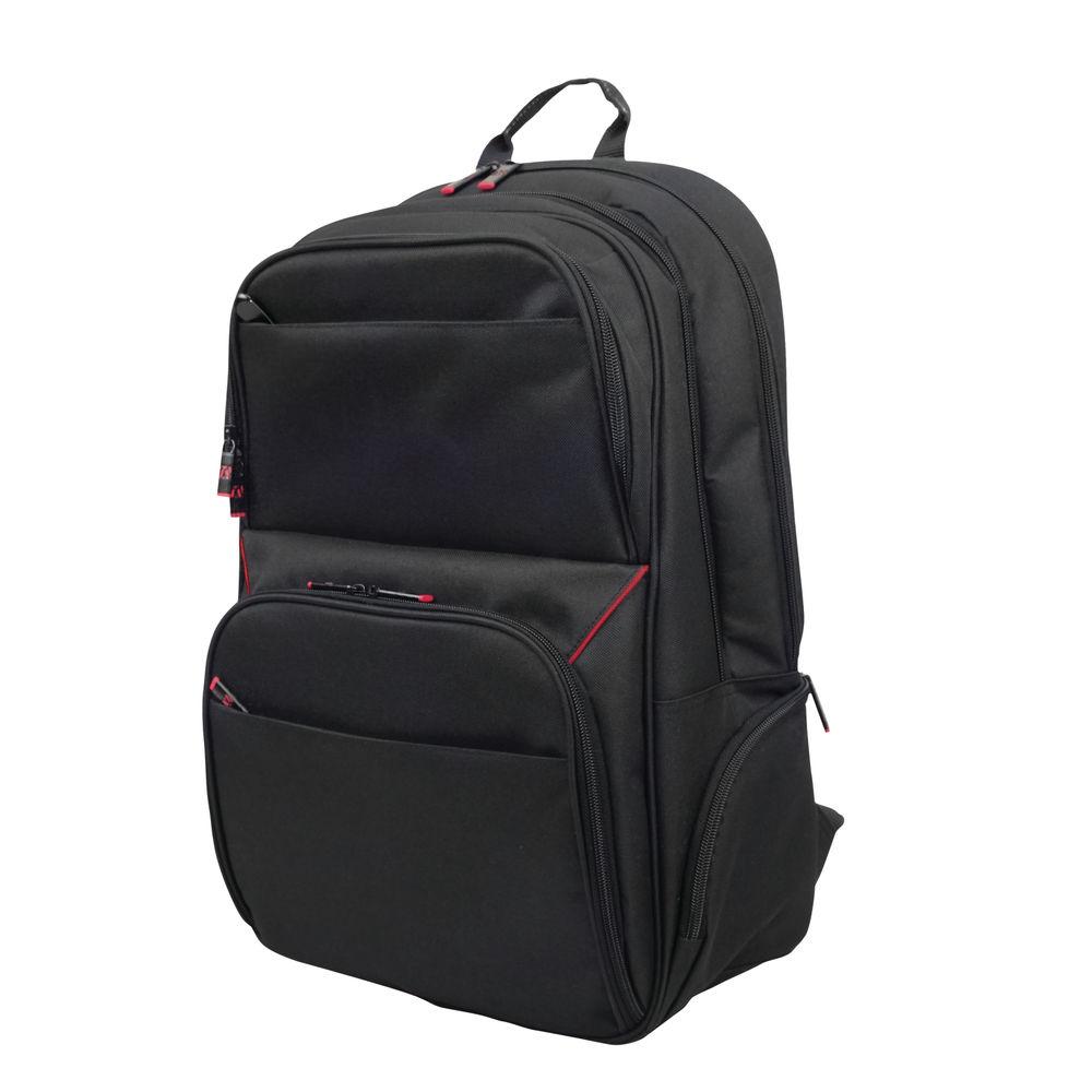 Motion II Lightweight Black Laptop Backpack 3205