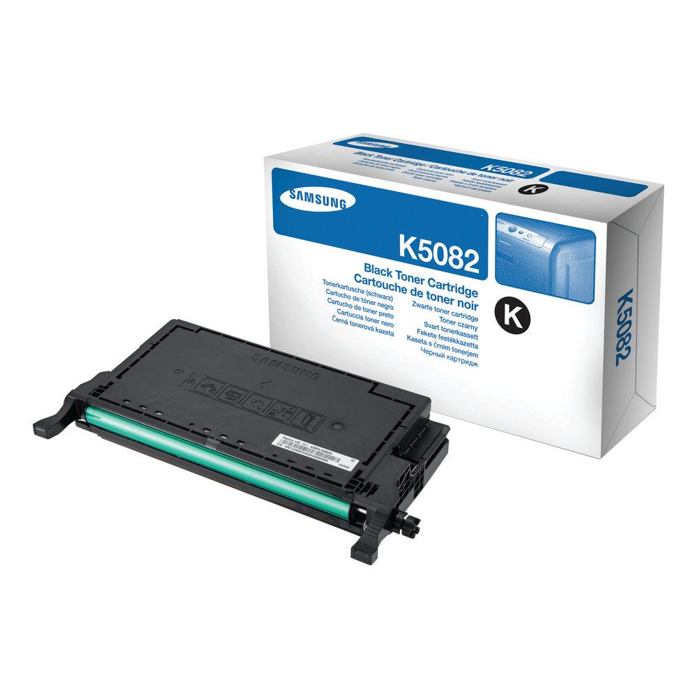 Samsung K5082 Black Toner Cartridge - CLT-K5082S/ELS