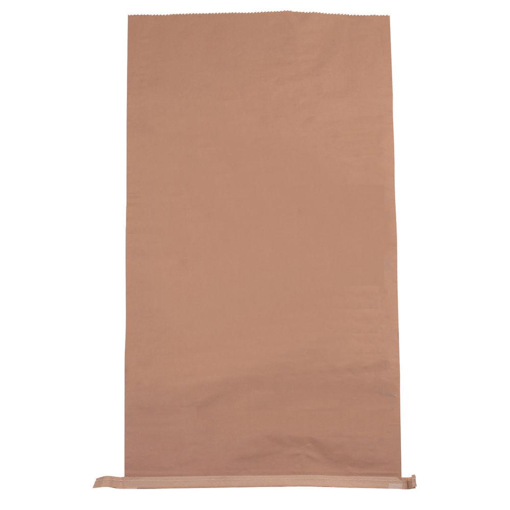 Plain Paper Waste Sack Brown (Pack of 50) 47121701