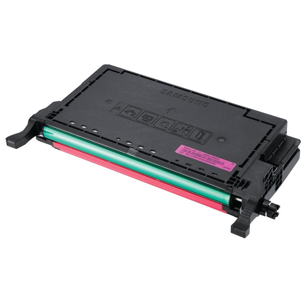 Samsung M5082 Magenta Toner Cartridge - CLT-M5082S/ELS