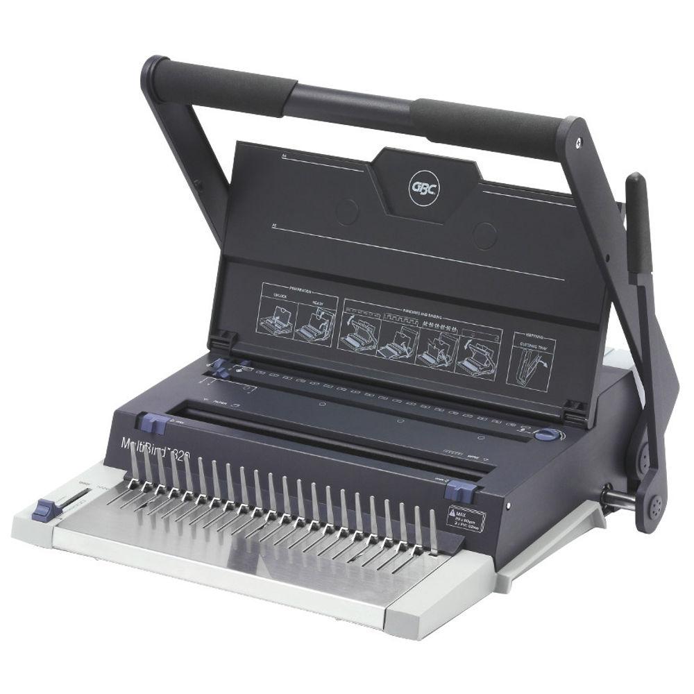 GBC MultiBind 320 Multifunctional Manual Binder IB271076