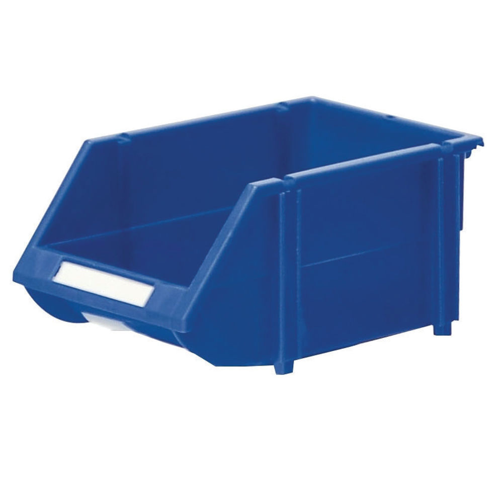 VFM Blue Heavy Duty Storage Bin (Pack of 12) 360234