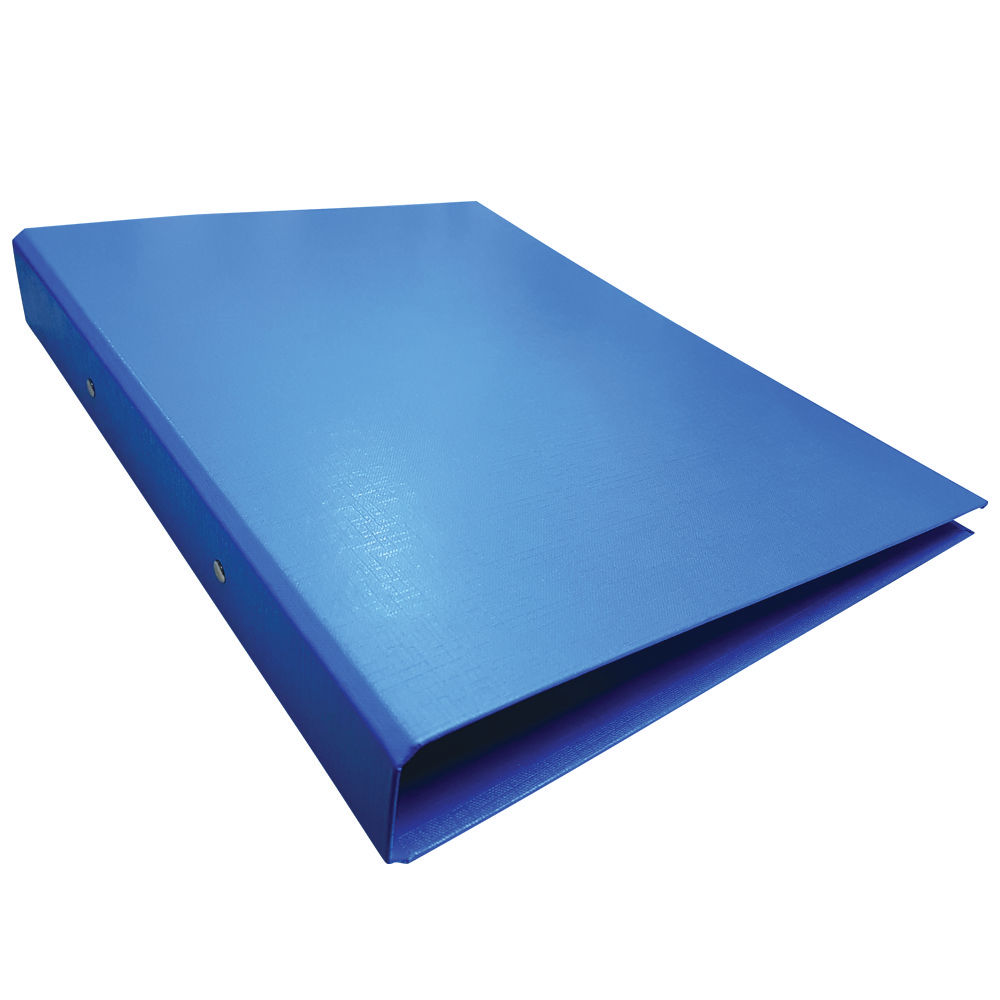 Blue A4 25mm 2-Ring Binders, Pack Of 10