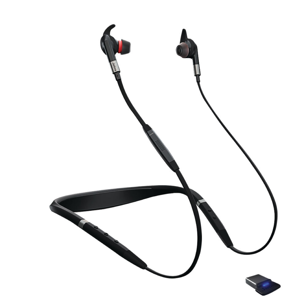Jabra Evolve 75e Wireless UC Headset - 7099-823-409