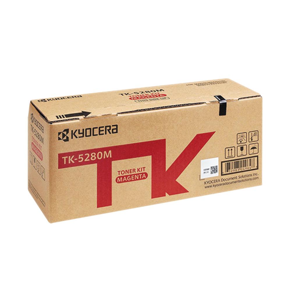 Kyocera Toner Cartridge Magenta TK-5280M 1T02TWBNL0