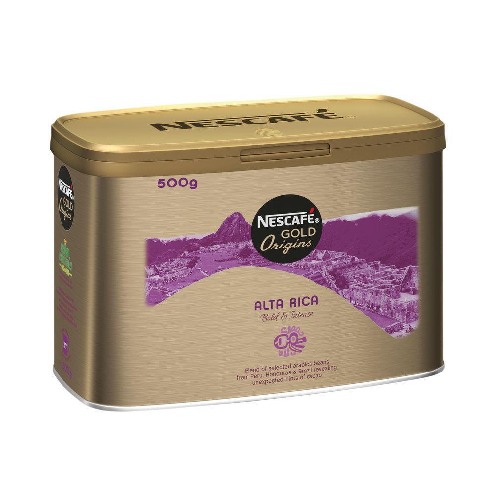 Nescafe 500g Gold Alta Rica Coffee - 12284227