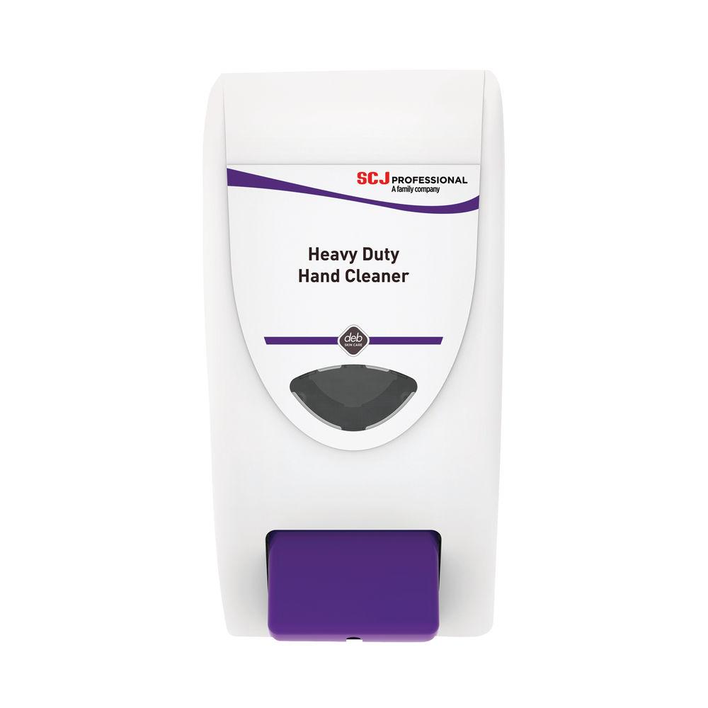 Deb Solopol Lime Cleanser Dispenser 4 Litre HVY4LDPEN