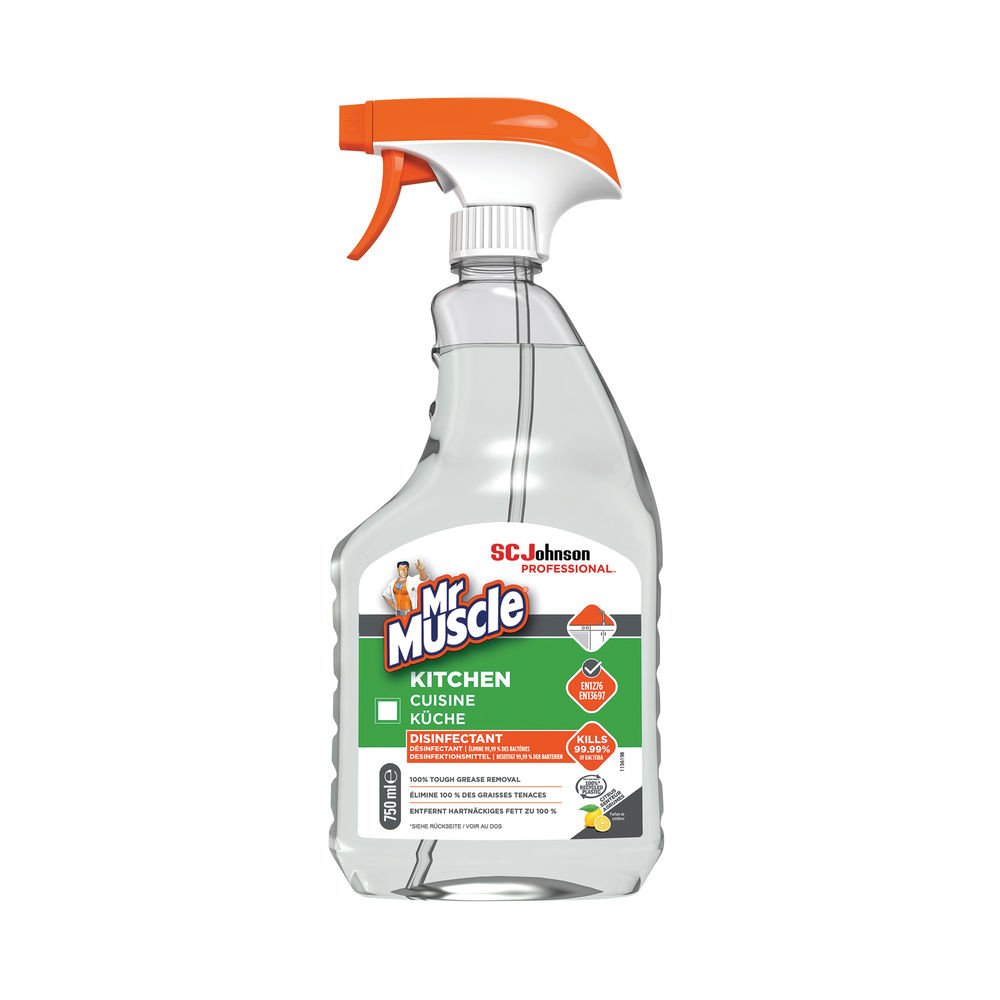 Mr Muscle 750ml Kitchen Cleaner - 308001