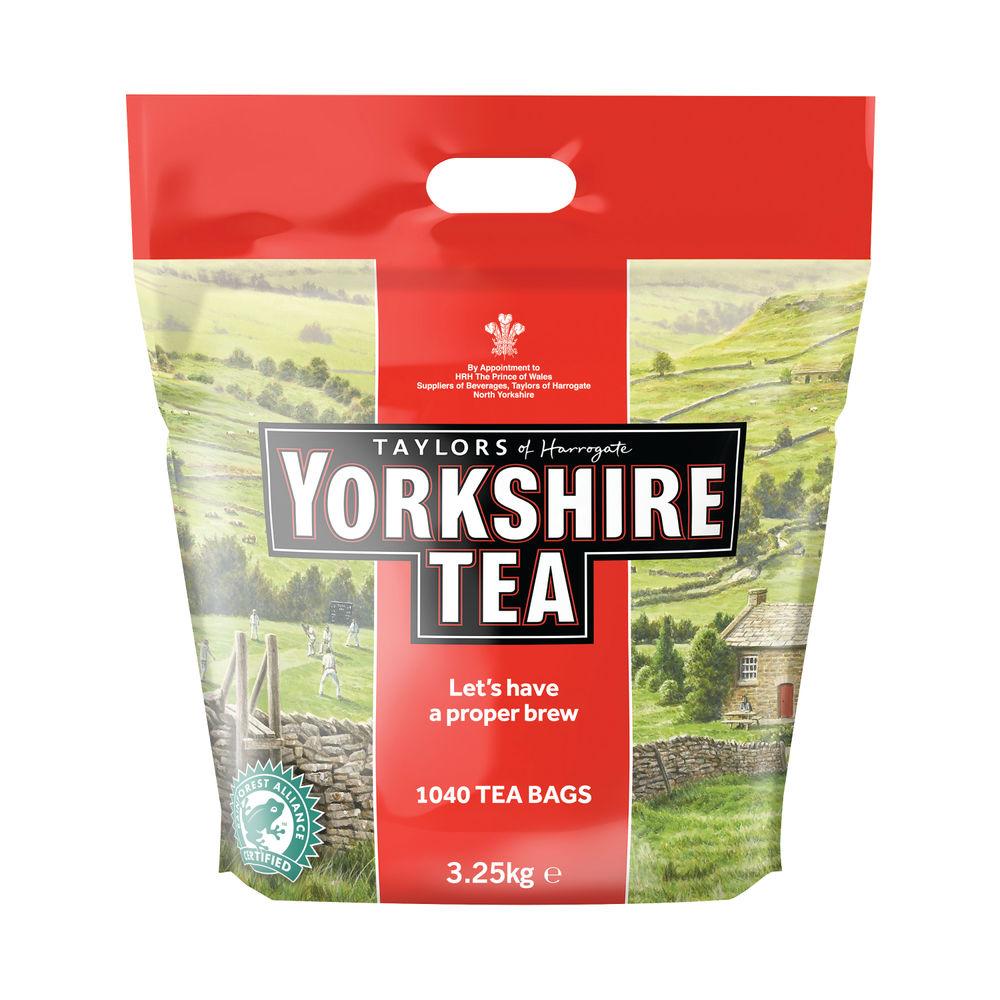 Yorkshire Tea Tea Bags, Pack of 1040 - 5007