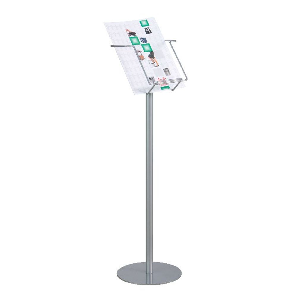 Twinco A4 Newspaper Stand (Self-Standing Design) TW51708