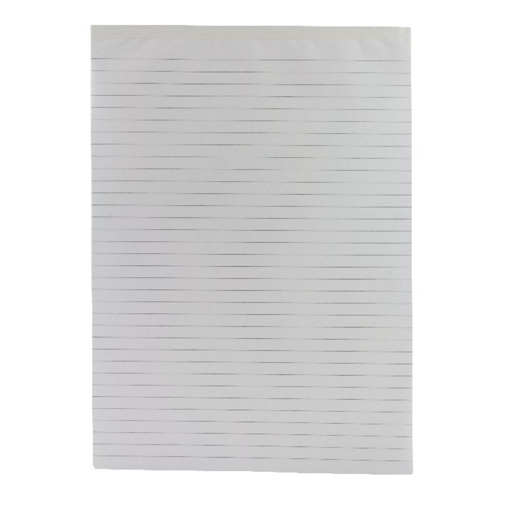 A4 Ruled Faint Memo Pads (Pack of 10) – WX32001