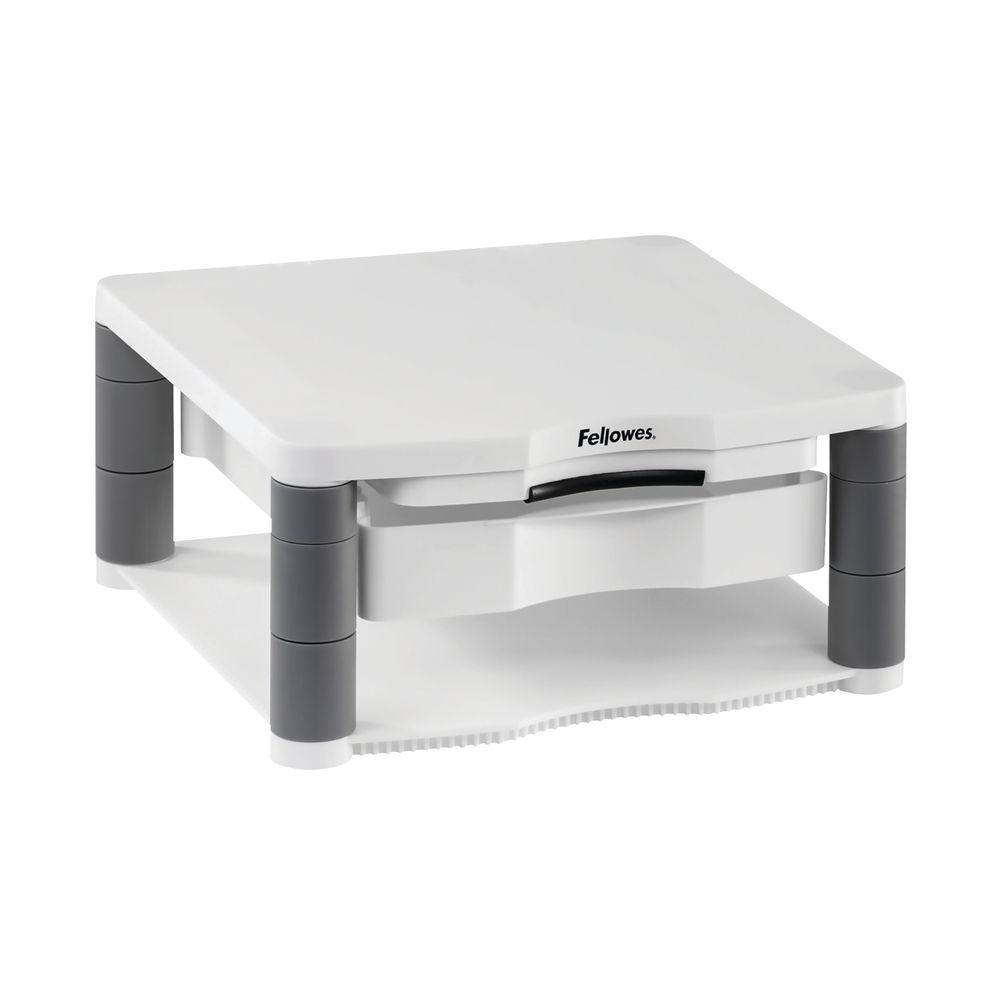 Fellowes Premium Plus Platinum Monitor Riser - 9171302