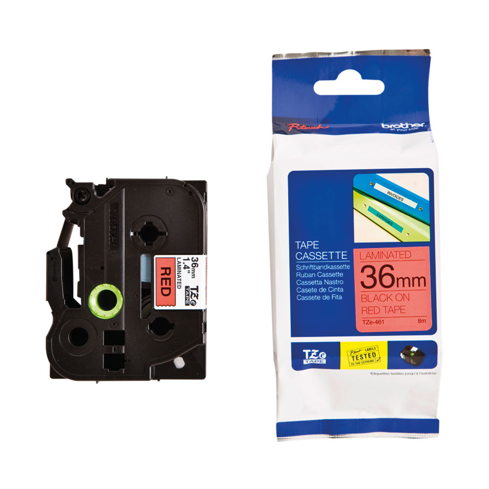 Brother P-Touch Tape TZE461