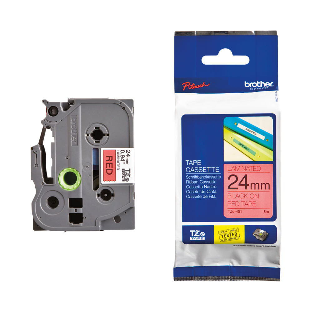 Brother P-Touch Tape TZE451