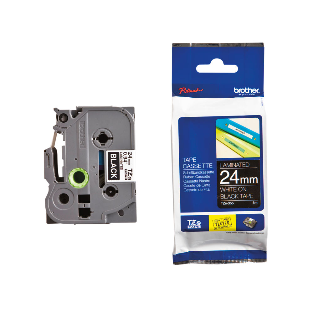 Brother P-Touch Tape TZE355