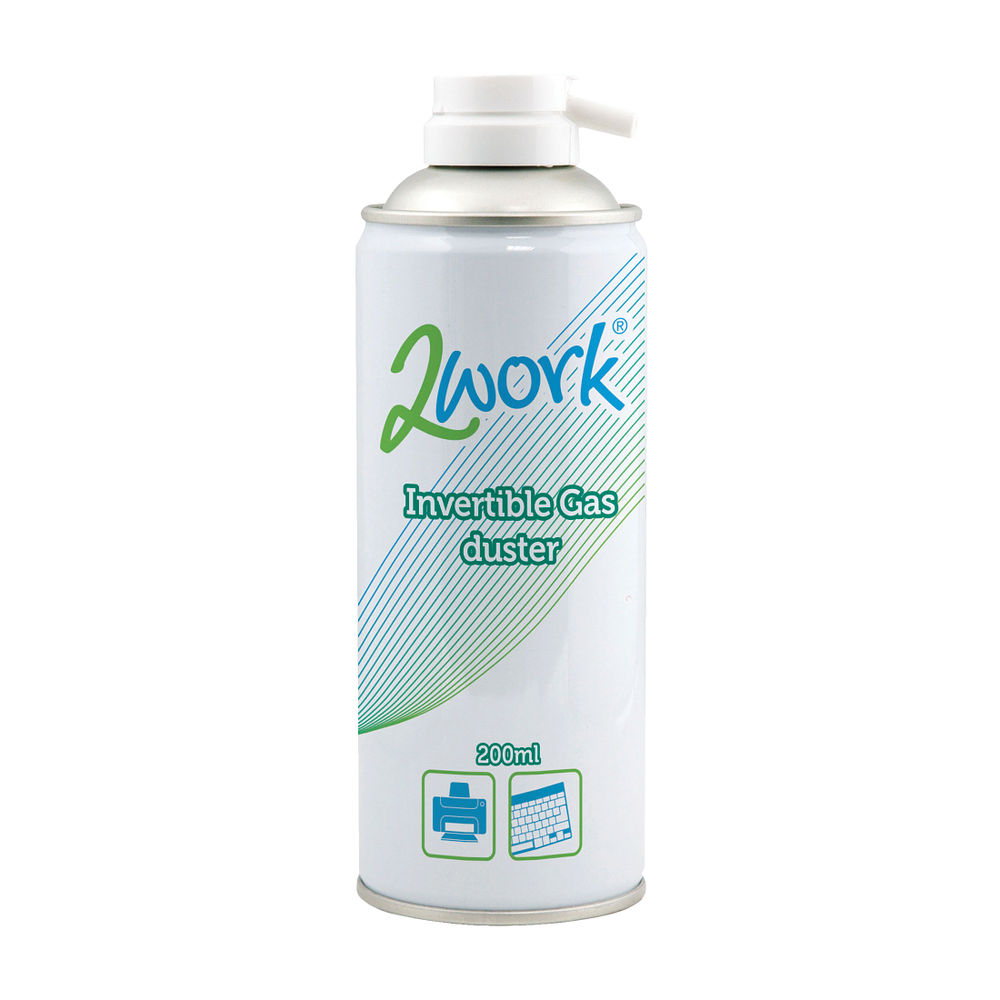 2Work 200ml Invertible Spray Duster - DB50462