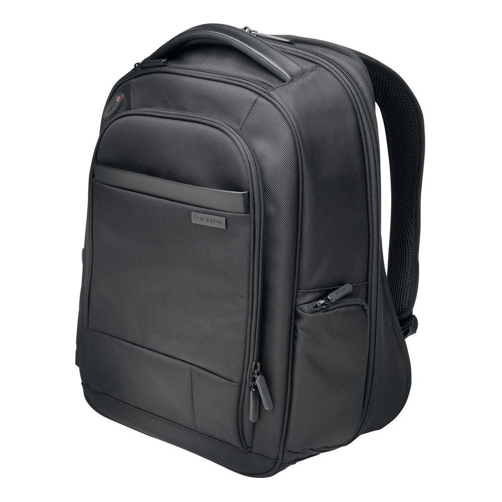 Kensington Contour Black 2.0 15.6 Inch Business Laptop Backpack - K60382EU