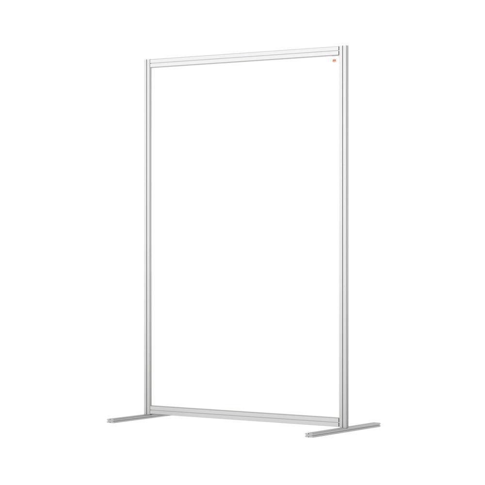 Nobo 1200mm Clear Acrylic Modular Room Divider