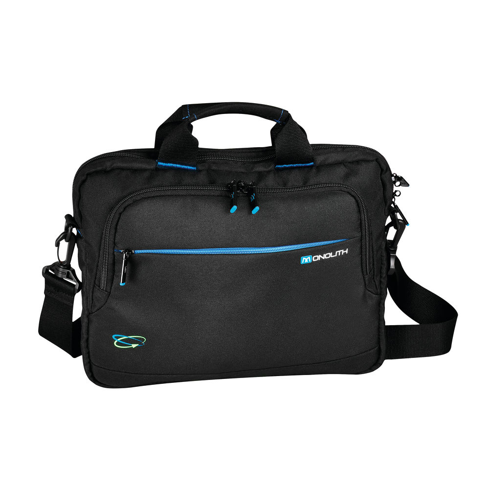 Monolith Blue Line 13 Inch Chromebook Tablet Briefcase 3315