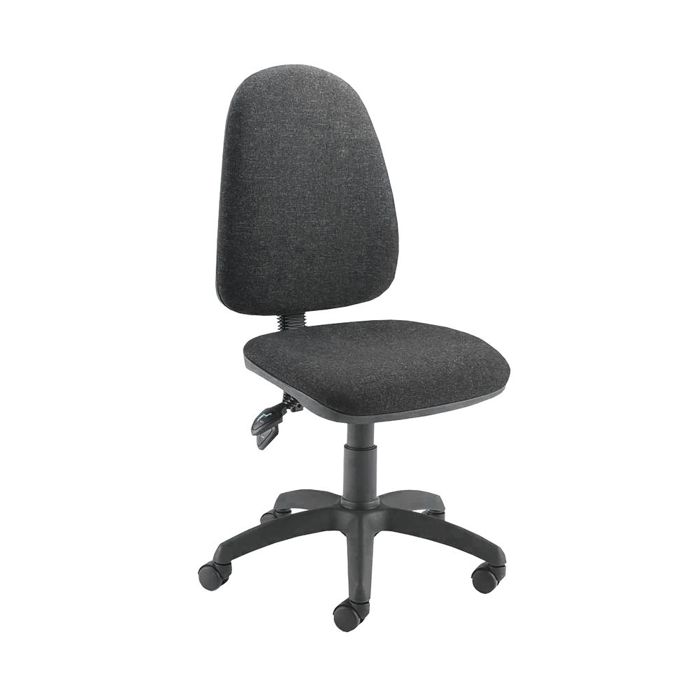 Jemini Sheaf Charcoal High Tilt Operators Office Chair