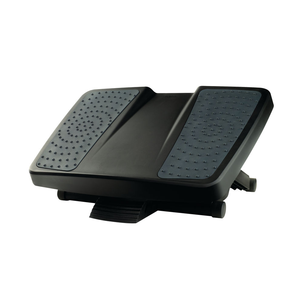 Fellowes Professional Series Ultimate Foot Rest Black 8067001