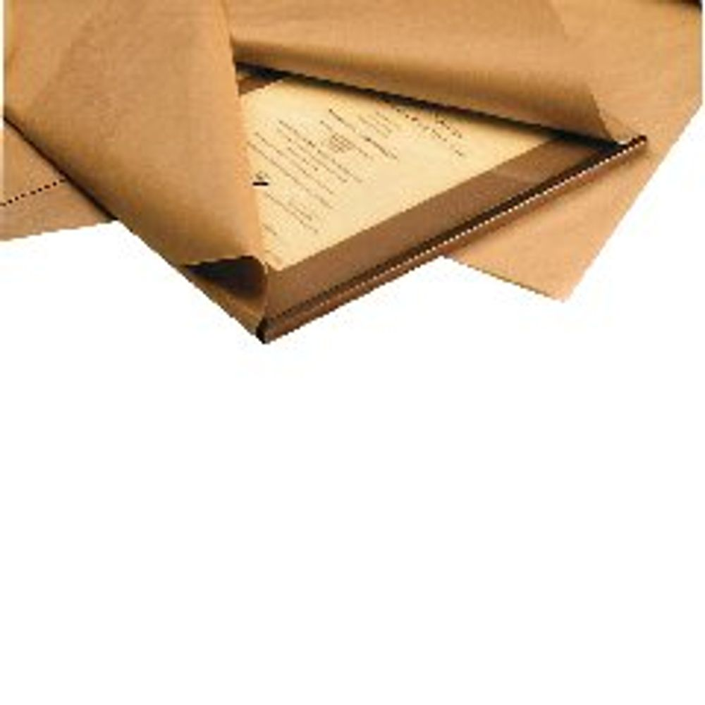 Ambassador Kraft Brown Paper Sheets 70gsm, Pack of 50 - IKS-070-075011