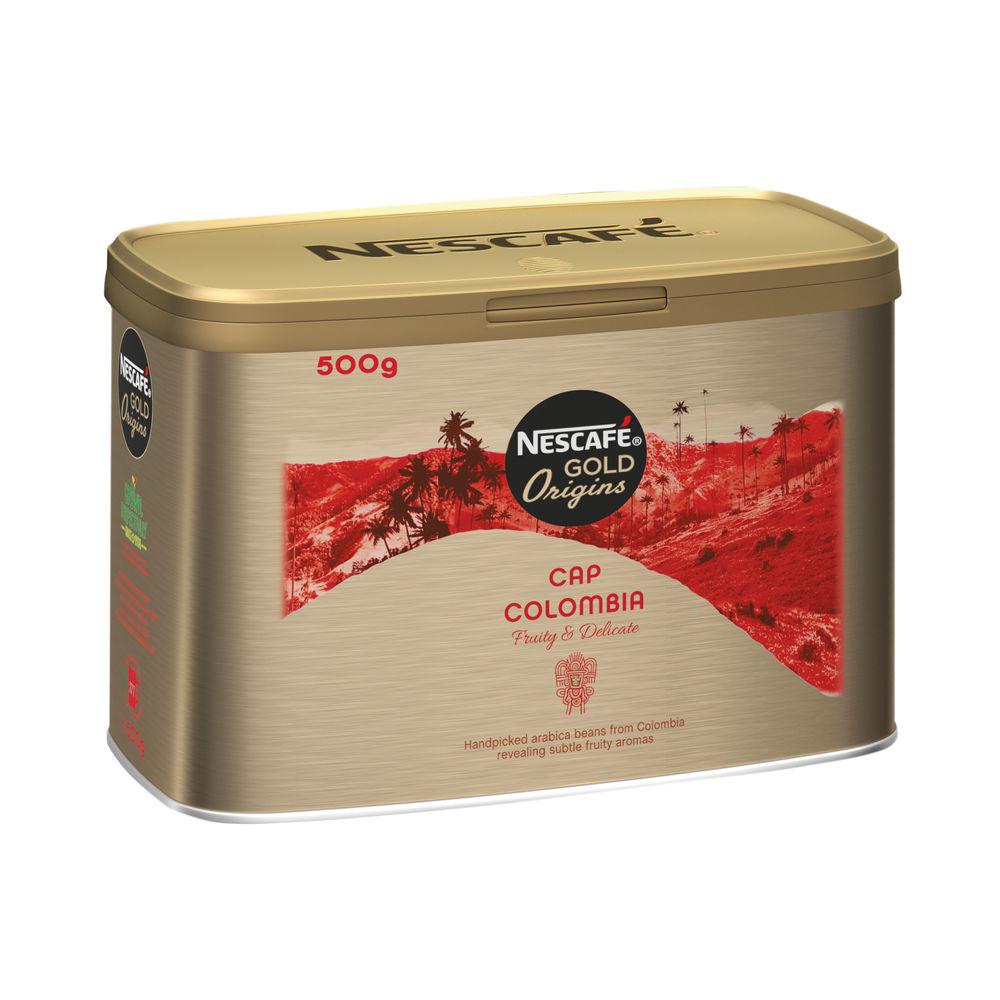 Nescafe 500g Gold Cap Colombia Coffee - 12284223