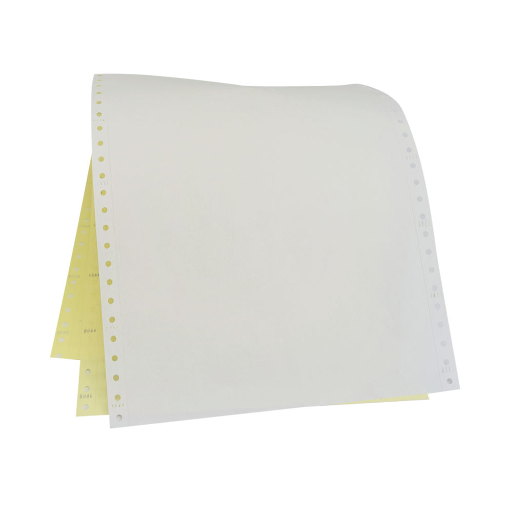 2-Part Listing Paper 80gsm 297x235mm (Pack of 2000) KPA42T