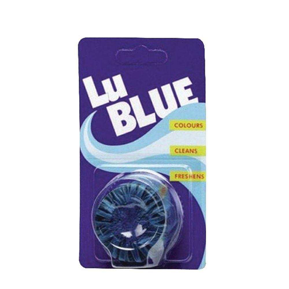 Jeyes Lu Blue Toilet Fresheners, Pack of 6 - 1009068