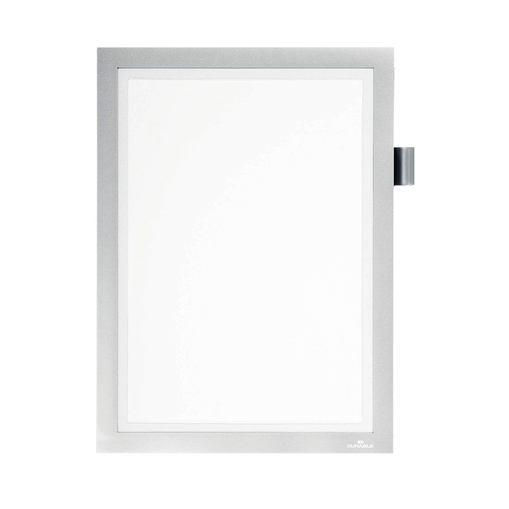 Durable Silver A4 Duraframe Note - 499323