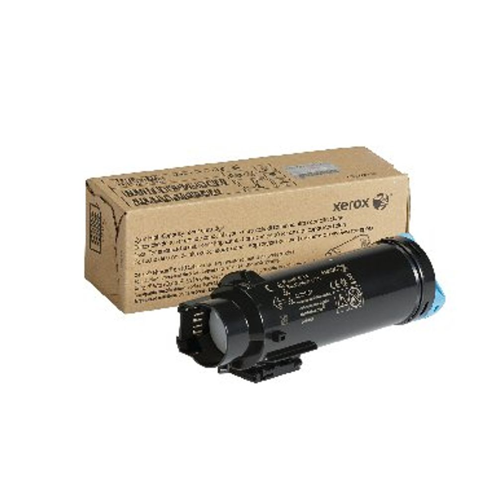 Xerox Phaser 6510/WorkCentre 6515 Cyan High Yield Toner 106R03477