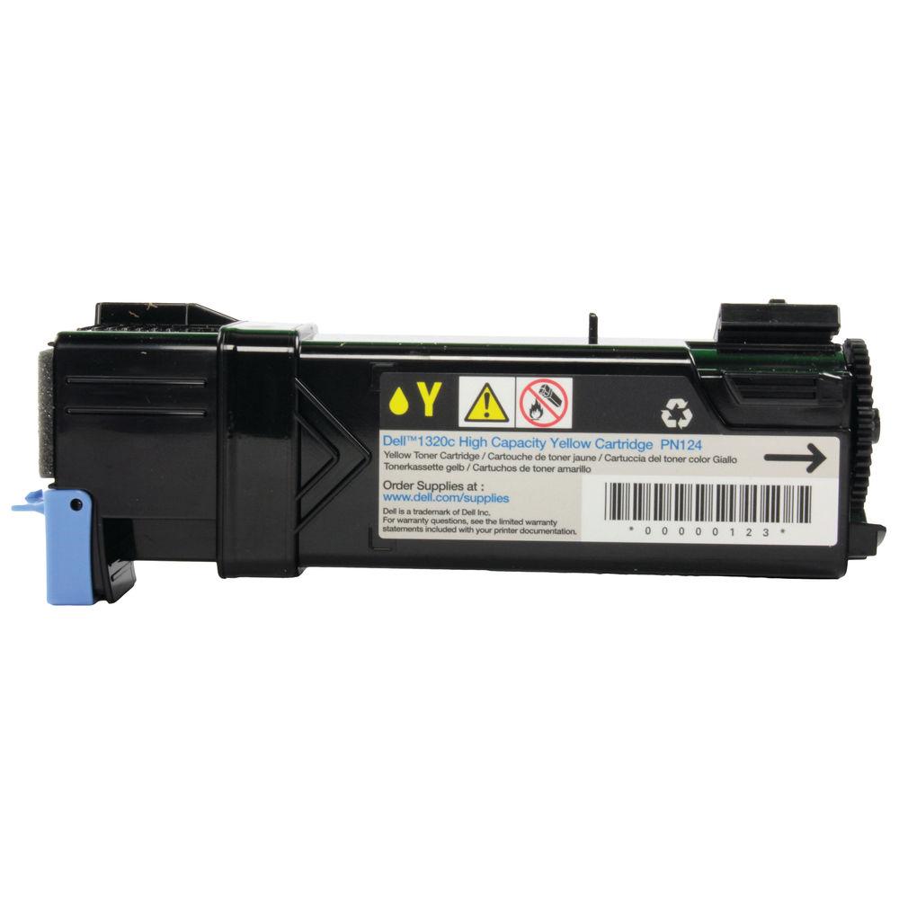 Dell Yellow Toner Cartridge High Capacity 593-10260