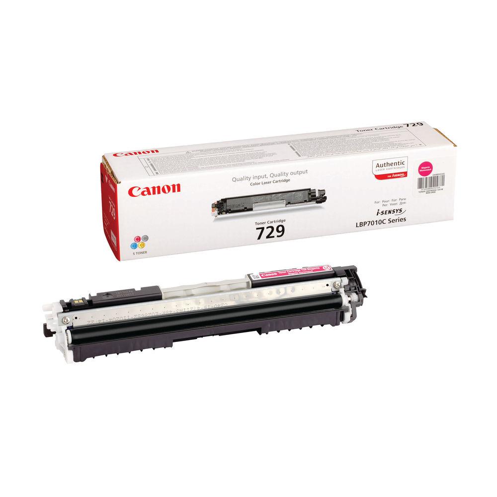 Canon 729 Magenta Toner Cartridge - 729 M