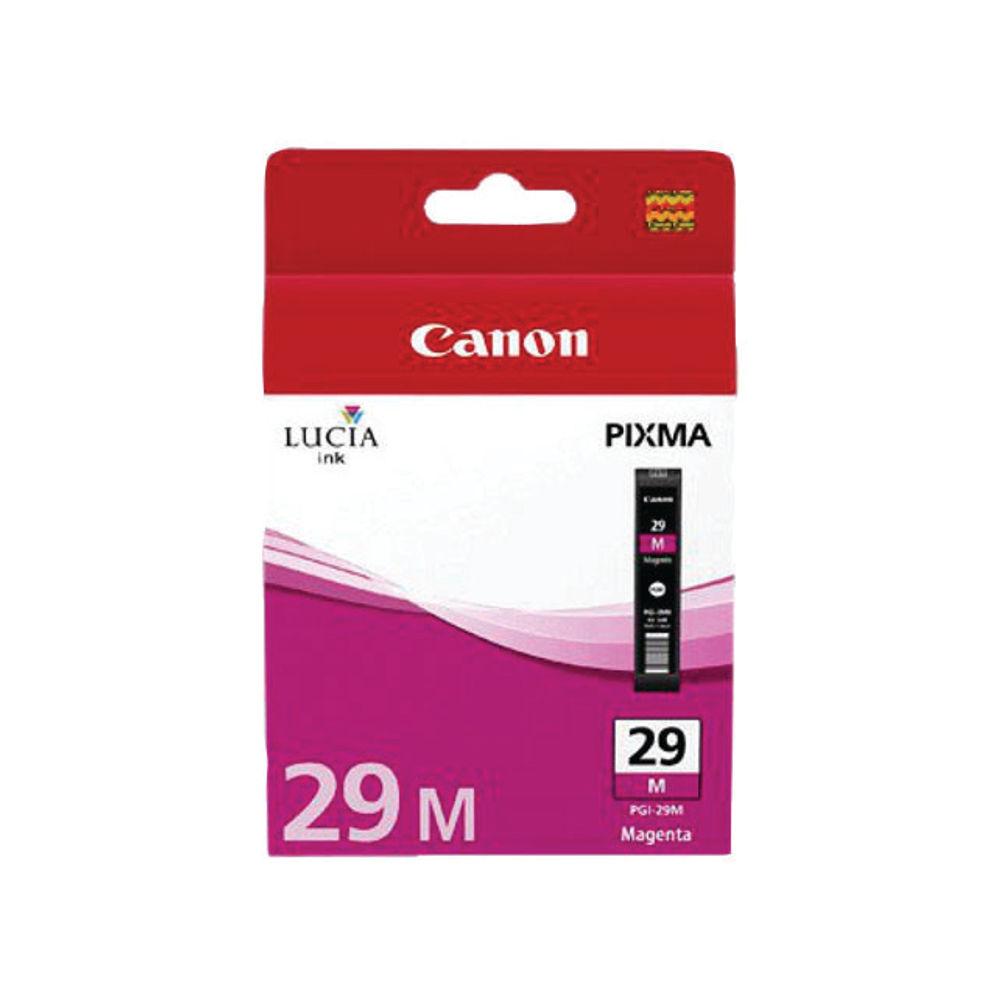 Canon PGI-29M Magenta Ink Cartridge - PGI-29 M