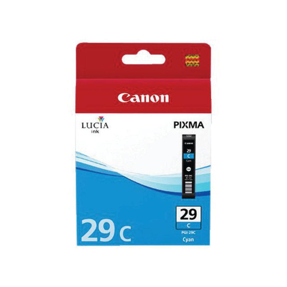Canon PGI-29C Cyan Ink Cartridge - PGI-29 C