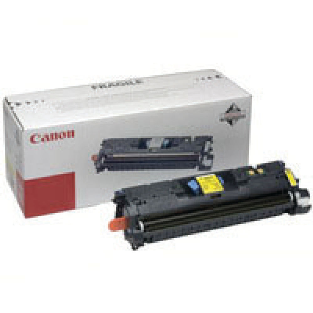 Canon Laser Shot LBP-5200 Yellow High Yield Toner Cart 701Y 9284A003