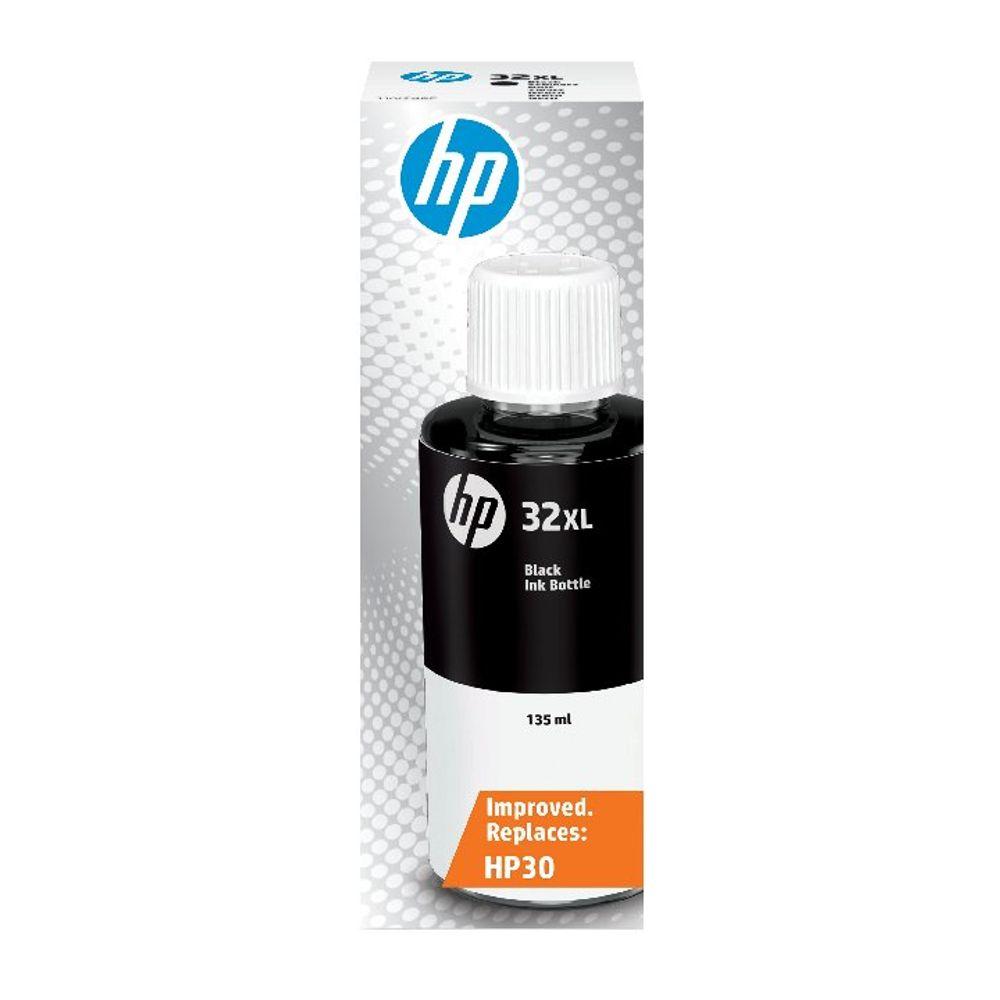 HP 32XL Black Ink Bottle - 1VV24AE