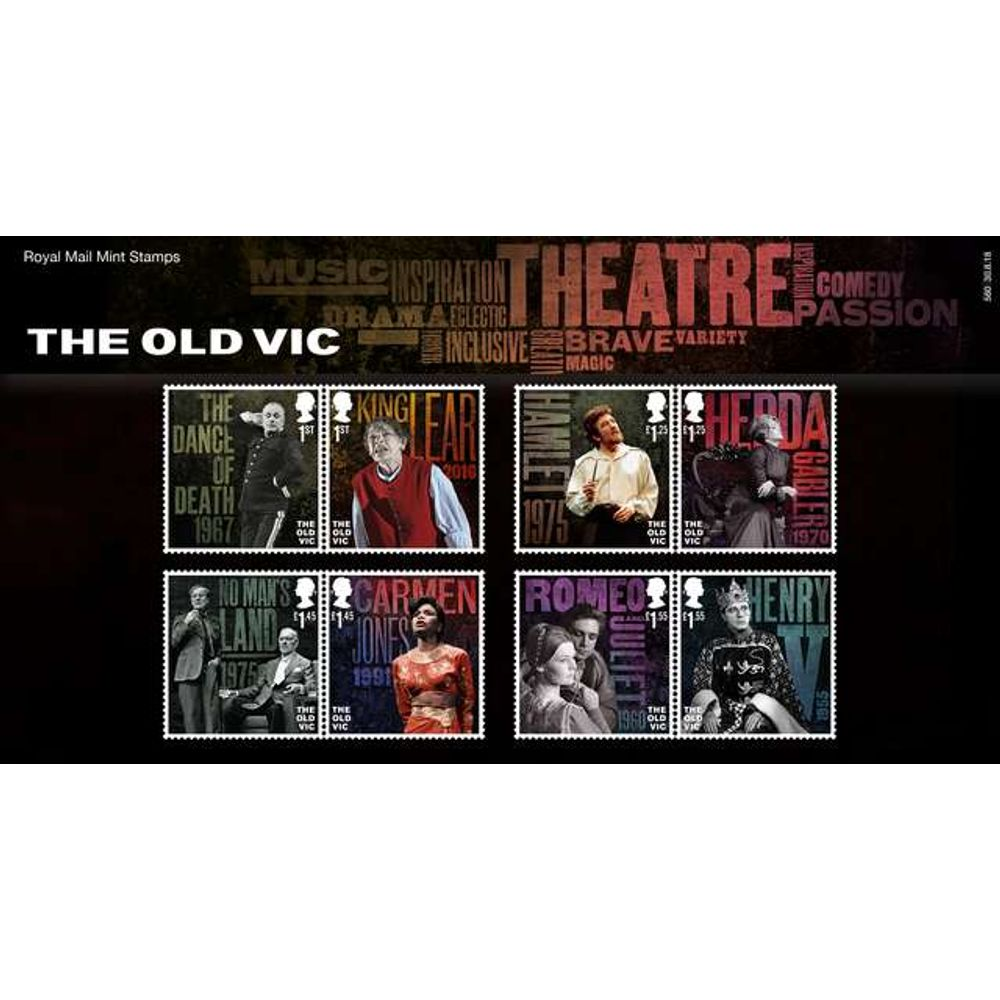 The Old Vic Presentation Pack - AP450