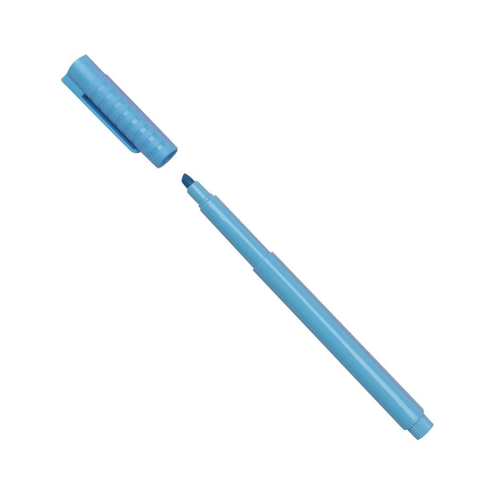 Blue Highlighter Pen (Pack of 10) WX93201