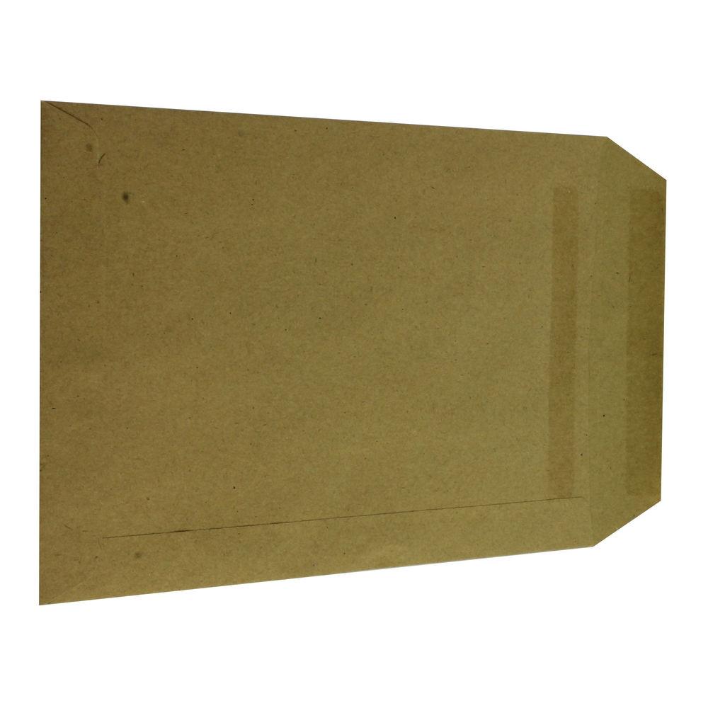 Staples Self Seal Manilla C5 Envelope 75gsm (Pack of 500)