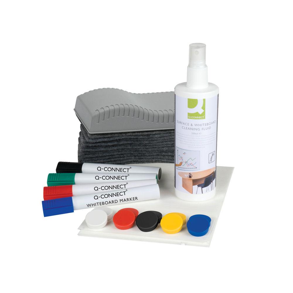 Q-Connect Whiteboard Starter Kit - KF32153
