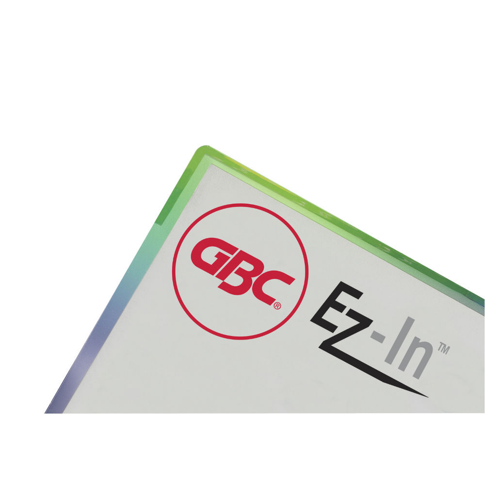 GBC A4 Laminating Pouches 150 Micron Gloss (Pack of 100) 3740400