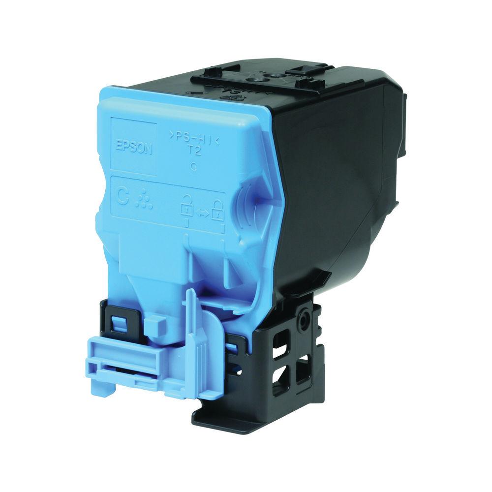 Epson C3900DN Cyan Toner Cartridge - C13S050592