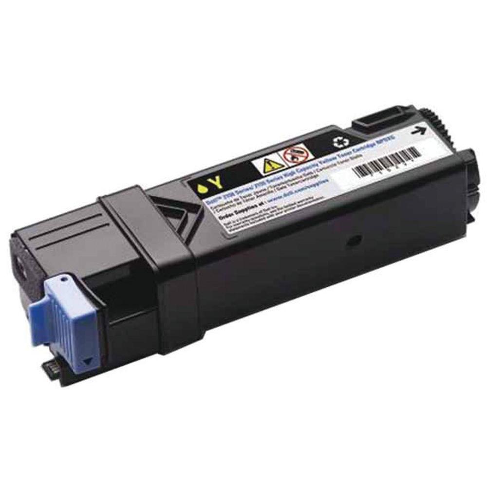 Dell 593-11037 High Capacity Yellow Toner Cartridge - 593-11037