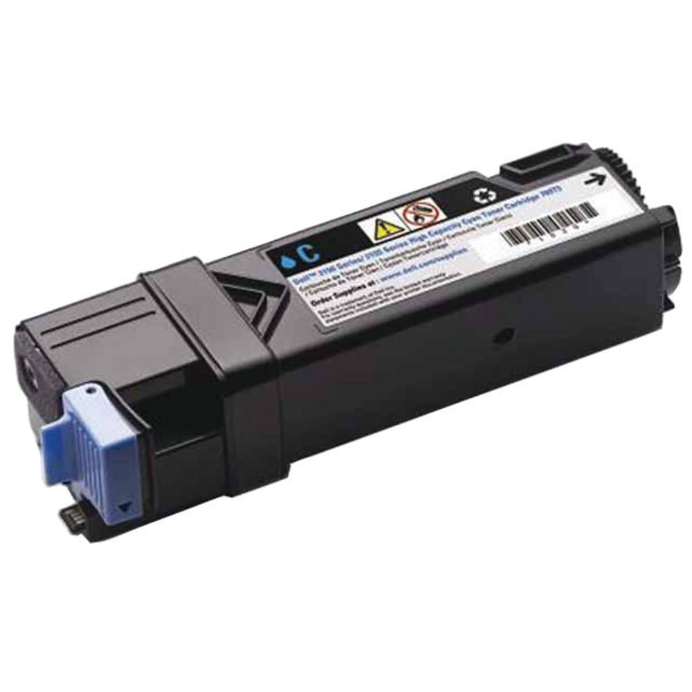 Dell 2150Cn Cyan Laser Toner - High Capacity 593-11041